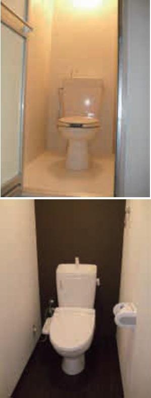 トイレのリフォームBeforeAfter